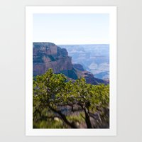 Grand Canyon 4 Art Print