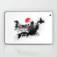 Abstract Kyoto - Japan Laptop & iPad Skin
