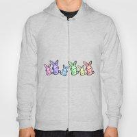 Pastel Bunnies Hoody