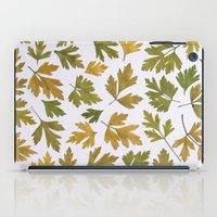 Parsley Autumn iPad Case