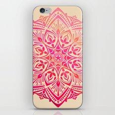 MANDALA II iPhone & iPod Skin