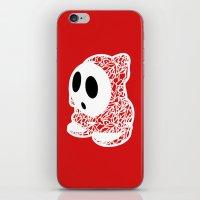 ShyGuy #CrackedOutBadGuy… iPhone & iPod Skin