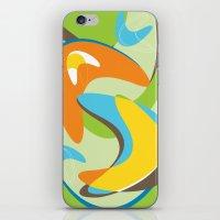 Boomerama iPhone & iPod Skin