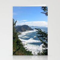 Open Ocean Stationery Cards
