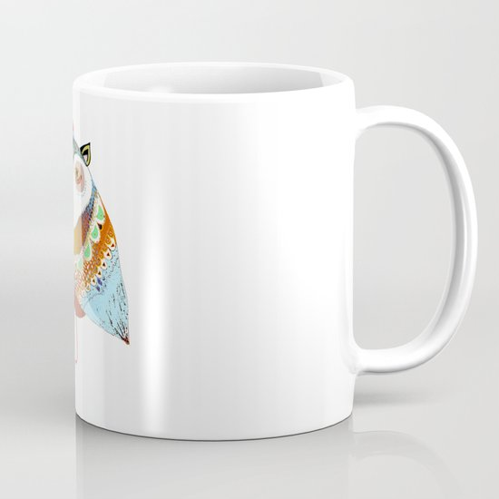 The Sweet Owl Mug