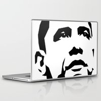 obama Laptop & iPad Skins featuring barak obama by b & c
