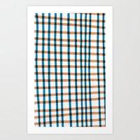 Mat Art Print