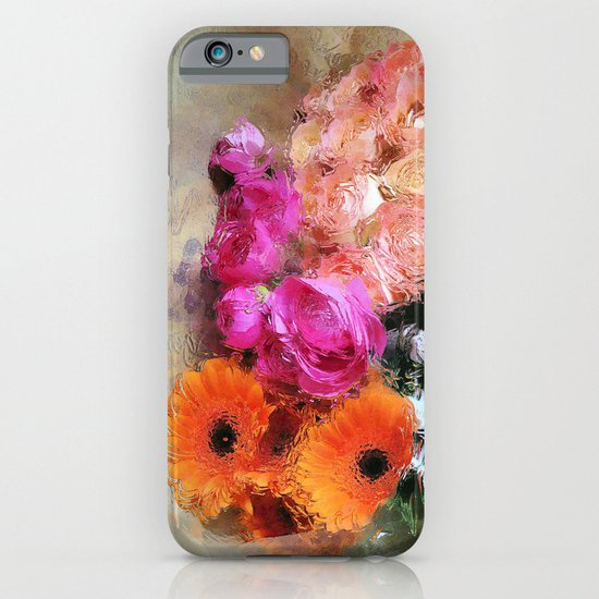 glossy love letters iPhone & iPod Case