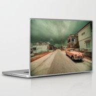 Laptop & iPad Skin featuring Studebaker Storm  by Rob Hawkins Photogra…