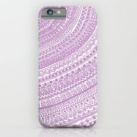 iPhone & iPod Case featuring Pink Pulse o2. by emain