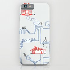 All Roads Lead to Your House iPhone 6 Slim Case