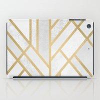 Art Deco Geometry 2 iPad Case