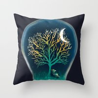 Goodnight Moon Throw Pillow