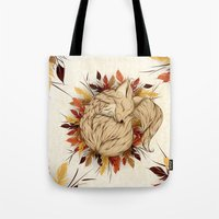 Night Fall Tote Bag