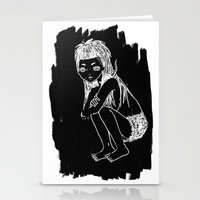 Die Antwoord : Yolandi Visser Stationery Cards