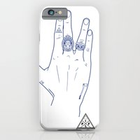 iPhone & iPod Case featuring Make My Hands Famous - Part V by Pifla