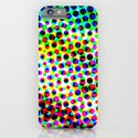 Halftone Color Chart iPhone & iPod Case