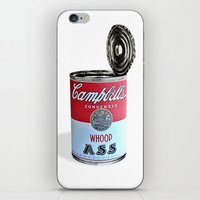 Open a can of... iPhone & iPod Skin