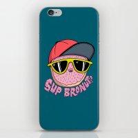 Bronut iPhone & iPod Skin