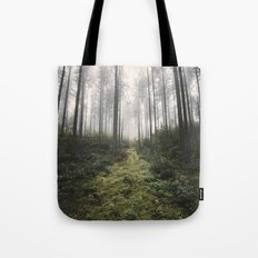 Unknown Road - landscape photography Tote Bag