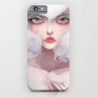 Le Coeur Des Crocus... iPhone 6 Slim Case