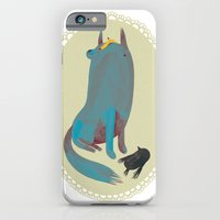 dog iPhone & iPod Cases featuring dog by yohan sacre