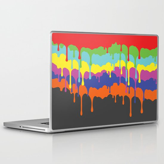 paint Laptop & iPad Skin