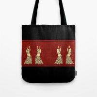 Belly dancer 3 Tote Bag