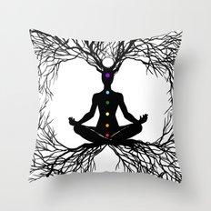 Tree of Life Throw Pillow
