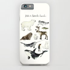 Arctic & Antarctic Anima… iPhone 6 Slim Case