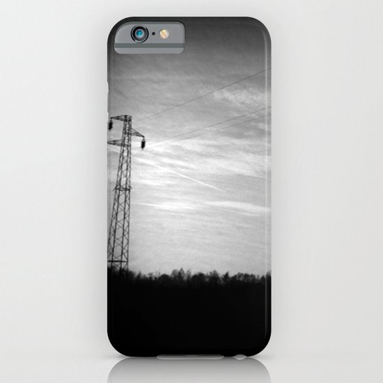 BLACK (PJ tribute) iPhone & iPod Case