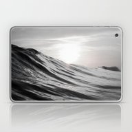 Laptop & iPad Skin featuring Motion Of Water by Nicklas Gustafsson