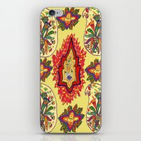 Paisleys iPhone & iPod Skin