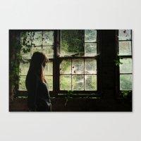 VACANCY - Beneath A Cano… Canvas Print