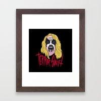 Terror Swift Framed Art Print