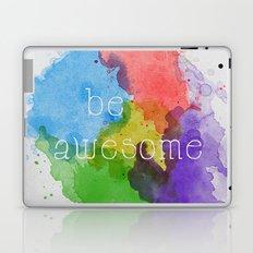 Be Awesome Laptop & iPad Skin