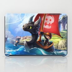 The Dragon Waker iPad Case