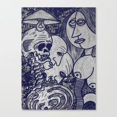 Nihilism Canvas Print