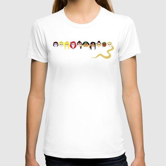 The Princesses T-shirt