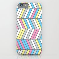 iPhone & iPod Case featuring Four Colour Process by John Tibbott