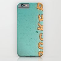 iPhone & iPod Case featuring Rocker by Cassia Beck