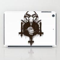 Satan iPad Case