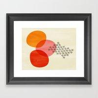Abstract III Framed Art Print