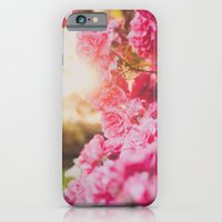 iPhone & iPod Case featuring Roses by Julia Dávila-Lampe