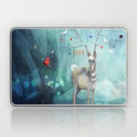 Where Will You Go? Laptop & iPad Skin