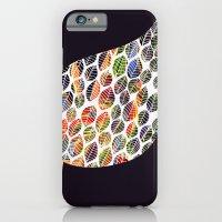 Leafy Palette iPhone 6 Slim Case