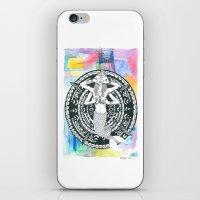 Mermaid Love iPhone & iPod Skin