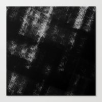 Black & White Abstract S… Canvas Print