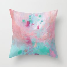 There Are No Vacant Horizons Throw Pillow