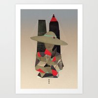 beacon Art Print